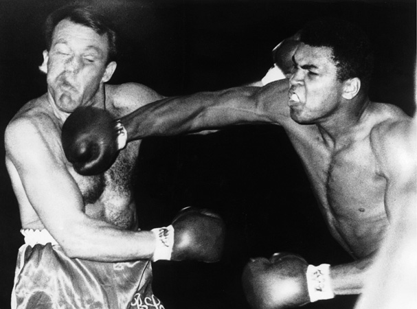 Ali's Birthday & Seven Heavyweight Champions Who Are Capricorns!
