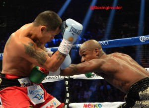 Floyd Mayweather vs. Maidana 2 Round by Round Results: Mayweather Coasts to a Decision