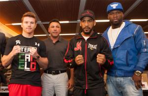 HBO Boxing Preview: Canelo Alvarez vs. James Kirkland