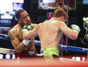 HBO Boxing Results: Canelo Alvarez Thrills in Knockout of Kirkland