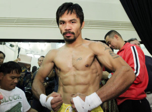 Manny Pacquiao to have the greatest comeback ever?