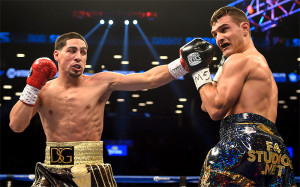 Showtime Boxing Results: Danny Garcia, Peterson, and Jacobs Win by Stoppage