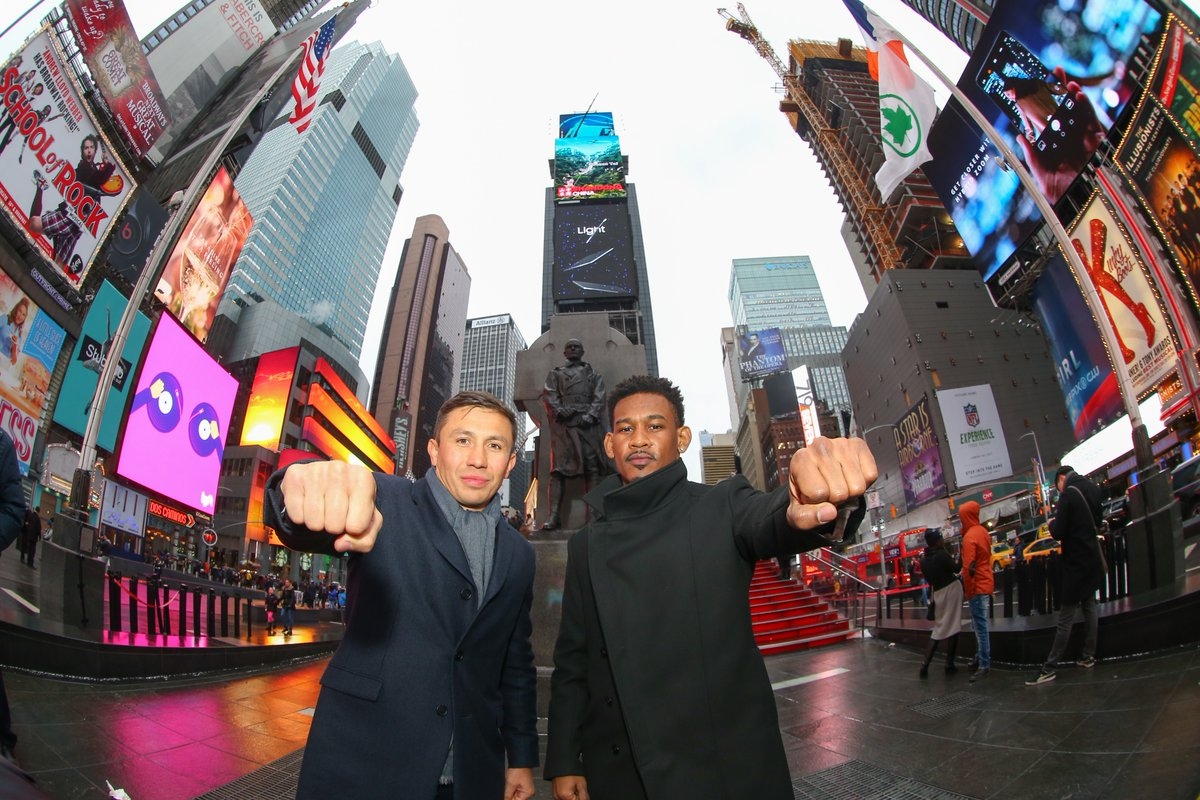 The Most Anticipated Boxing Matchups of 2017