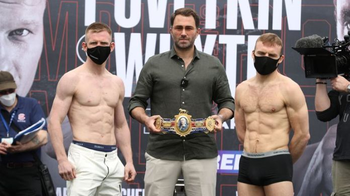 Alexander Povetkin vs Dillian Whyte 2 Undercard Results: Ted Cheeseman Stops James Metcalf