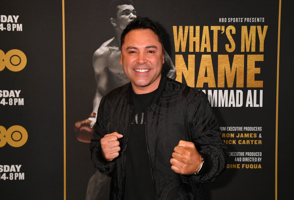 De La Hoya May Fight Again Before Many Of Boxing's Biggest Names Do