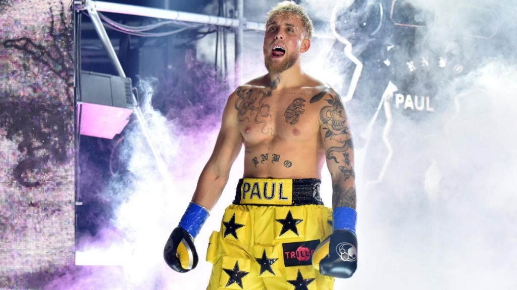 """Jake Paul Believes He's A """"Much Better Fighter"""" Than Both Avni Yildirim And Billy Joe Saunders"""