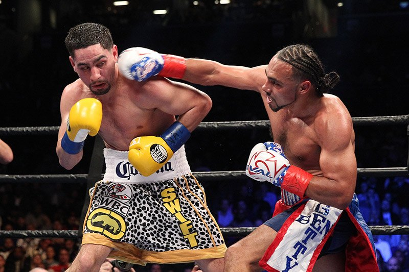 """Keith Thurman Dismisses Danny Garcia's Callouts, Rips His Performance Against Errol Spence Jr.: """"He Thanked God That He Didn't Get Knocked Out"""""""