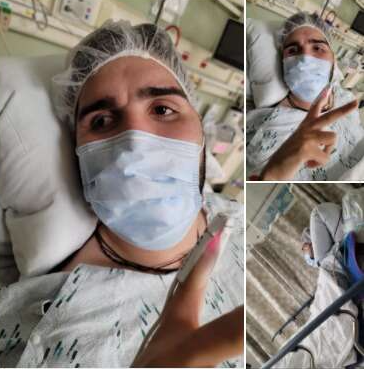 Prichard Colon Successfully Undergoes Surgery