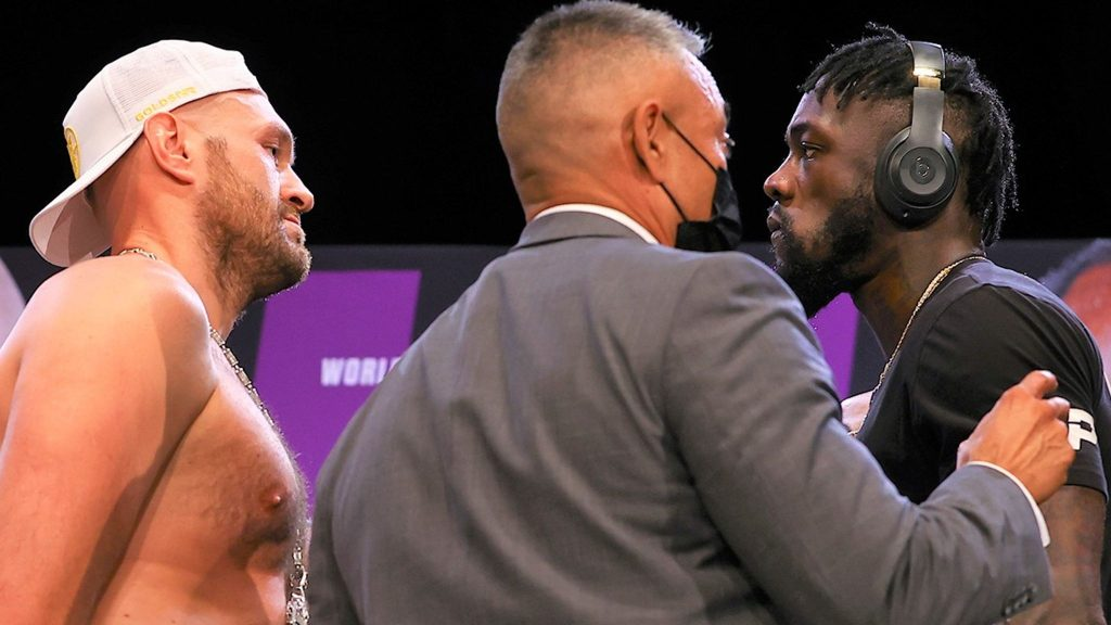Tyson Fury Vs. Deontay Wilder 3 Officially Set To Take Place On October 9th