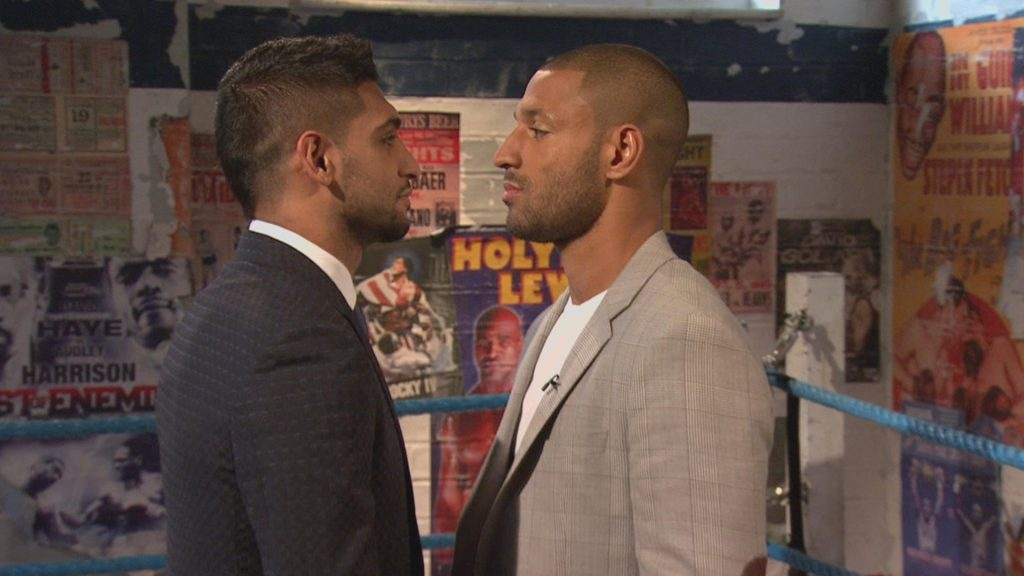 """Amir Khan: """"The Biggest Fight Out There In The UK Is Myself Vs. Kell Brook"""""""