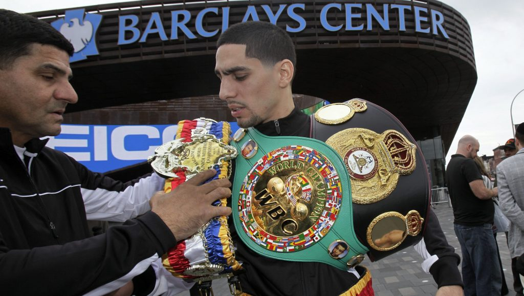 """Angel Garcia: """"Danny (Garcia) Will Be Champion By The End Of This Year Or Beginning Of Next Year"""""""