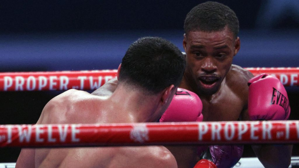 """Errol Spence Jr. Claims He """"Wasn't Right At All"""" For Danny Garcia Fight But Now Feels """"Strong As Heck"""" As Manny Pacquiao Showdown Nears"""